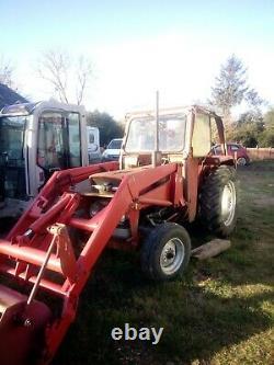 Massey ferguson 135 tractor power steering puh