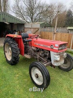 Massey ferguson 148 tractor