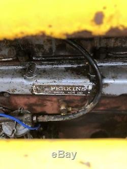 Massey ferguson 165 3165 tractor loader digger