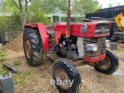 Massey ferguson 165 Square Axle Tractor