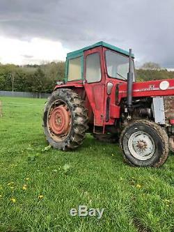 Massey ferguson 165 tractor