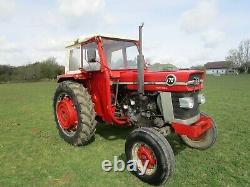 Massey ferguson 178 multi power tractor