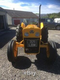Massey ferguson 203 Industrial Tractor