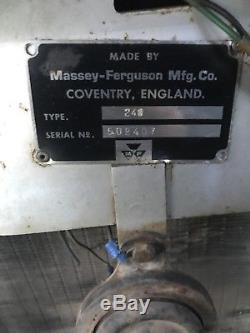 Massey ferguson 240 35 135