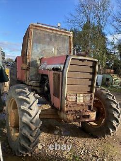 Massey ferguson 2640 4x4 tractor £3500+vat
