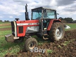 Massey ferguson 2640 Tractor 2wd No Vat