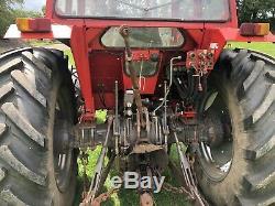 Massey ferguson 290 Loader tractor