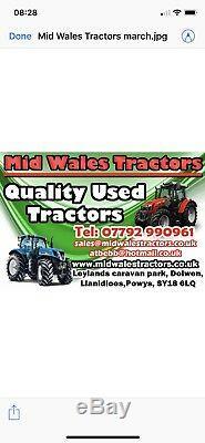 Massey ferguson 3065 Cw Loader 4wd Tractor