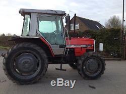 Massey ferguson 3070 4x4 Tractor