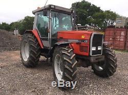 Massey ferguson 3080 tractor GWO tidy tractor