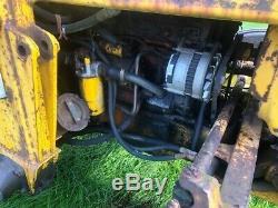 Massey ferguson 30e tractor, Industrial Spec, 3 Cylinder Perkins, Cab, Road Regd