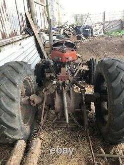 Massey ferguson 35 2wd tractor 3 cylinder
