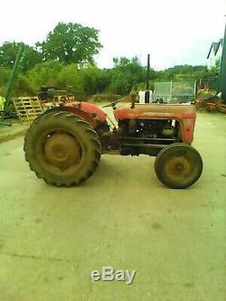 Massey ferguson 35 3cyl Diesel