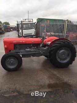 Massey ferguson 35 Six Cylinder Tractor