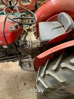 Massey ferguson 35 petrol tractor