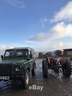 Massey ferguson 35 tractor Fergie Cab Grey