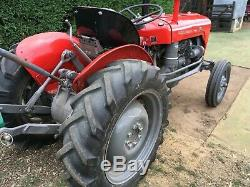 Massey ferguson 35 tractor topper