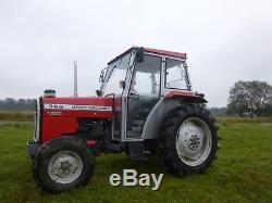 Massey ferguson 362 tractor