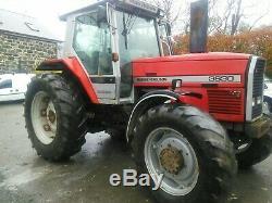 Massey ferguson 3630 tractor