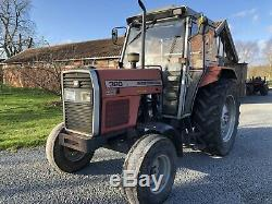 Massey ferguson 390 Hi Line Tractor