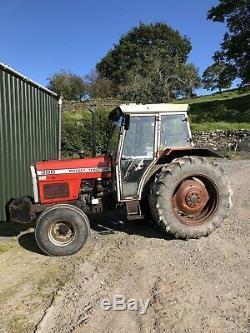 Massey ferguson 390 tractor 2wd Classic