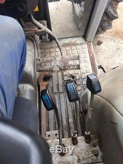 Massey ferguson 390 tractor 4wd