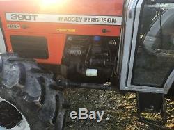 Massey ferguson 390t
