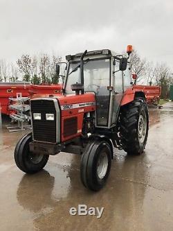 Massey ferguson 390t tractor