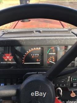 Massey ferguson 398 Tractor