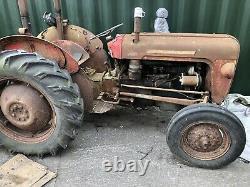 Massey ferguson 3 Cylinder Diesel 35 tractor