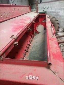 Massey ferguson 3 metre disc seed drill