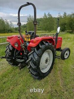 Massey ferguson 410 large compact tractor