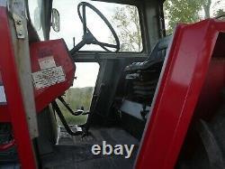 Massey ferguson 590 4wd 1977