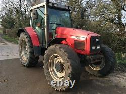 Massey ferguson 6270 tractor