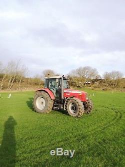 Massey ferguson 6480 tractor NO VAT