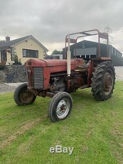 Massey ferguson 65 mk2 Vintage Tractor