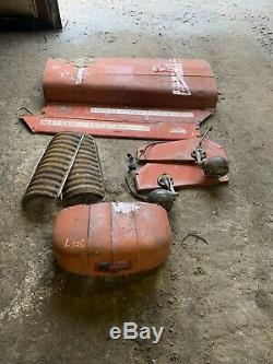 Massey ferguson 65 tractor Project Spares Or Repair