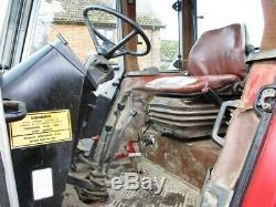Massey ferguson 698T Tractor