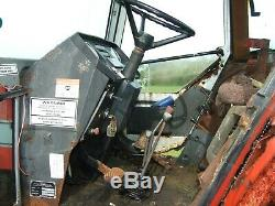 Massey ferguson 698 for spares or repair