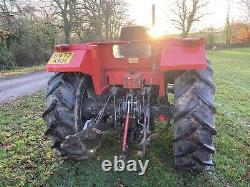 Massey ferguson 698t tractor 4wd