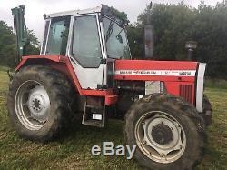 Massey ferguson 699 tractor