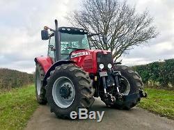 Massey ferguson 7480 DynaVt Tractor