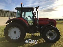 Massey ferguson 8220 40k Dynashift Tractor