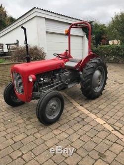 Massey ferguson FE35 tractor 1958 Diesel 23C 4 Cylinder
