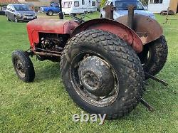 Massey ferguson Fe35 Grey Gold 1956