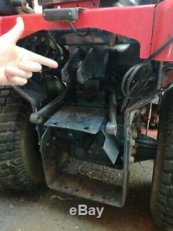Massey ferguson GC2300. Compact tractor