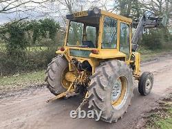Massey ferguson Loader tractor 50 E