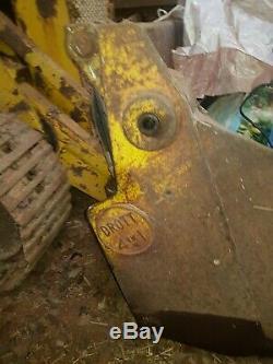 Massey ferguson Mf244 Drott Barn Find