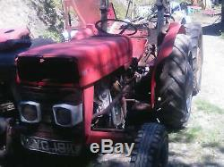 Massey ferguson Tractor Spares or Repair