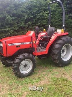 Massey ferguson compact tractor